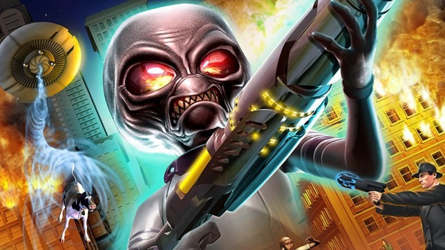 THQ Nordic reveals Destroy All Humans! remake