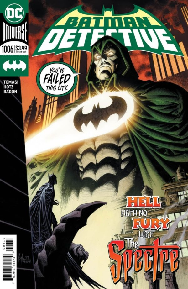 Comic Book Preview – Detective Comics #1006
