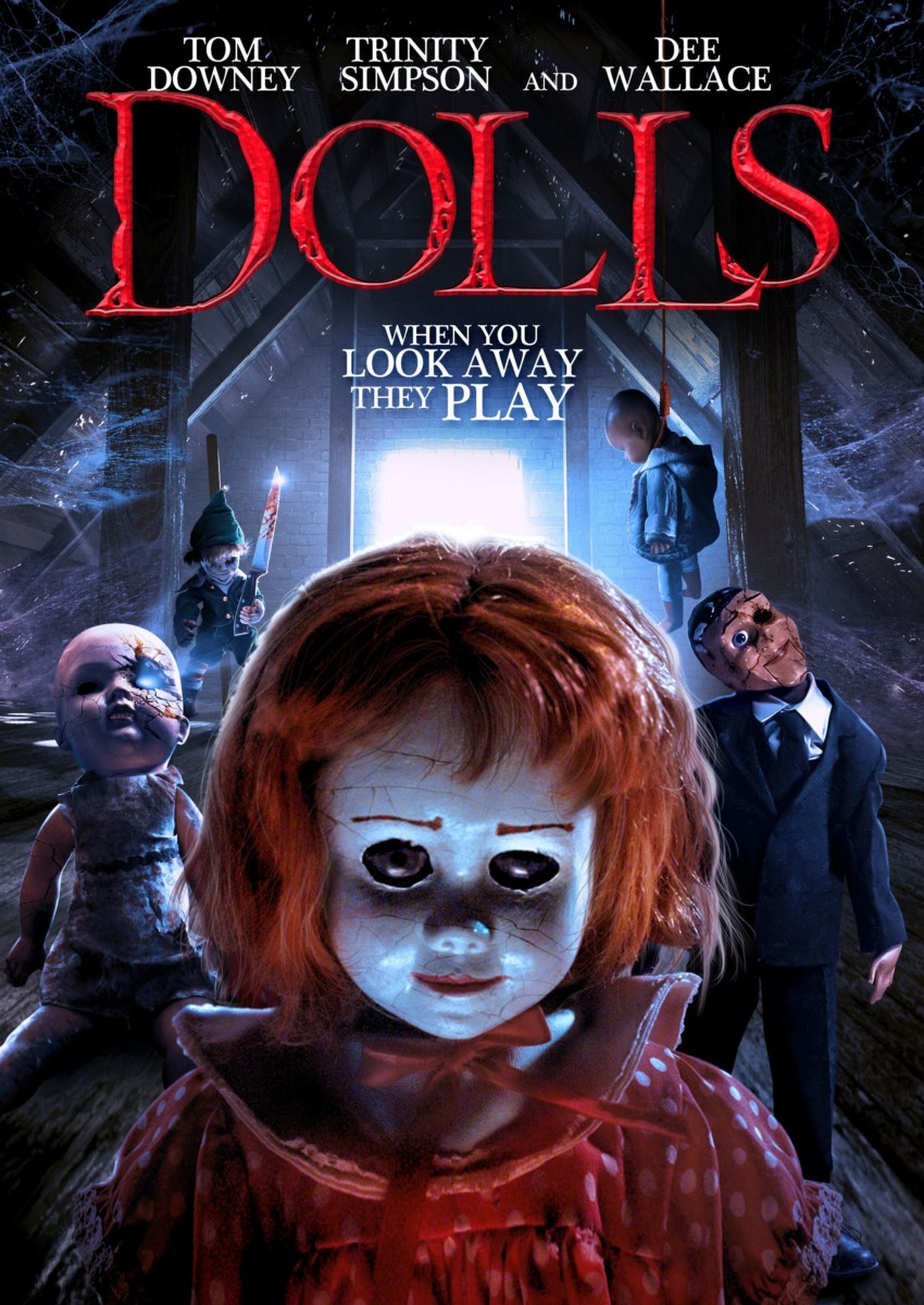 Supernatural Horror Dolls Gets A Trailer Poster And