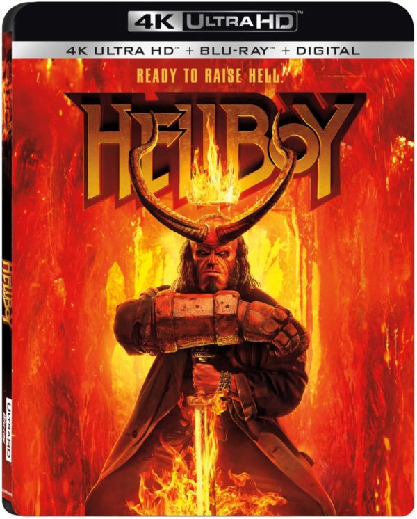 Hellboy home entertainment details and special features revealed