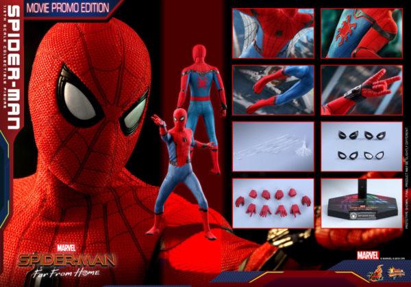 Hot-Toys-SMFFH-Spider-Man-Movie-Promo-Edition-collectible-figure_PR17-600x420