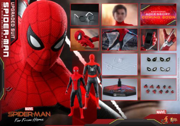 Spider Man Far From Home Movie Masterpiece Figure