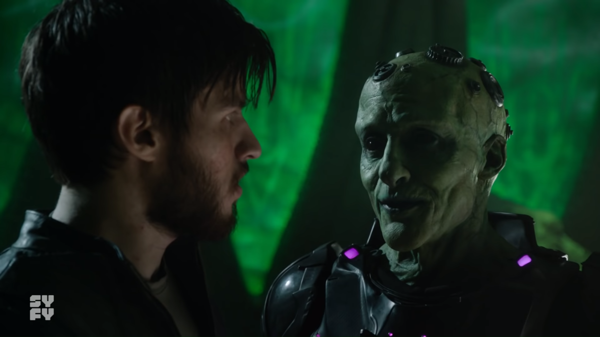 Krypton Season 2 Episode 3 Review - 'Will to Power'   Flickering Myth