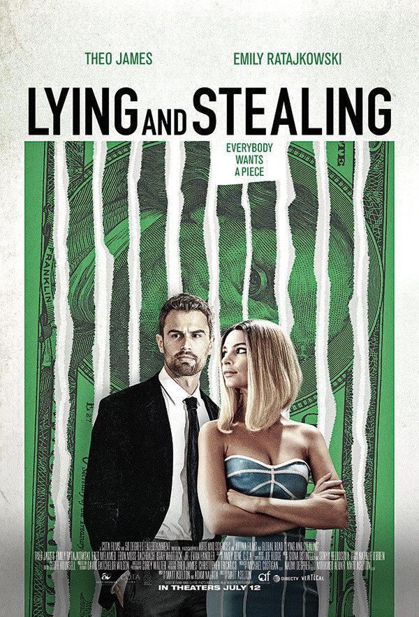 LyingAndStealing_Poster_27x40-600x884