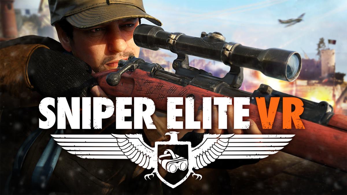 Sniper Elite VR unveiled at E3