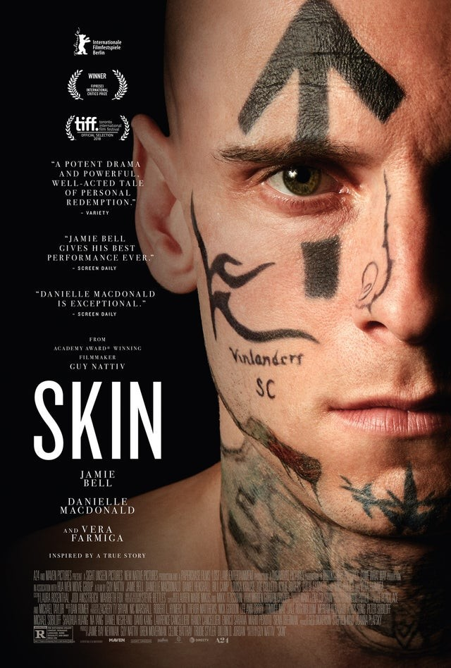 Movie Review - Skin (2019)