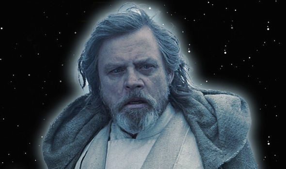 Image result for Mark Hamill The rise of Skywalker