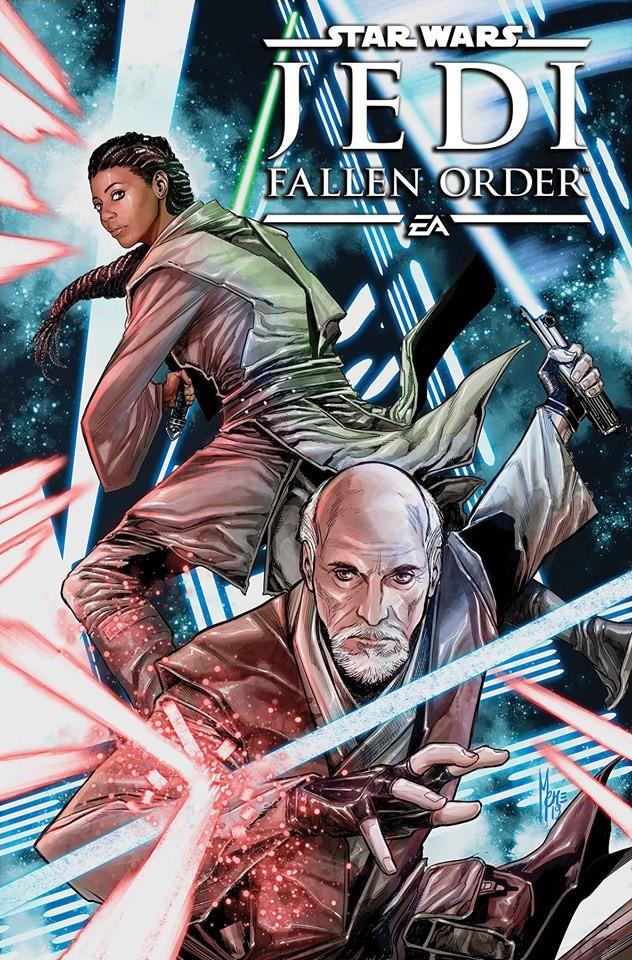 Star Wars Jedi Fallen Order Demo