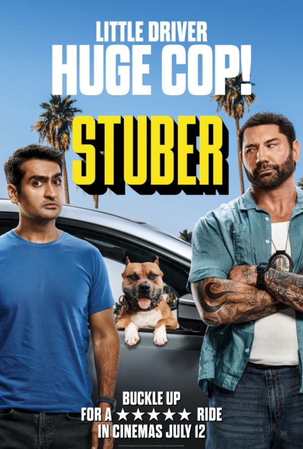 Movie Review – Stuber (2019)