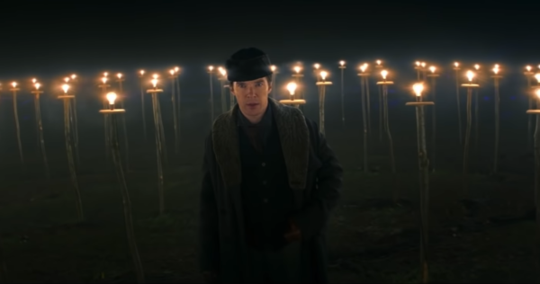 The Current War trailer pits Benedict Cumberbatch against Michael Shannon