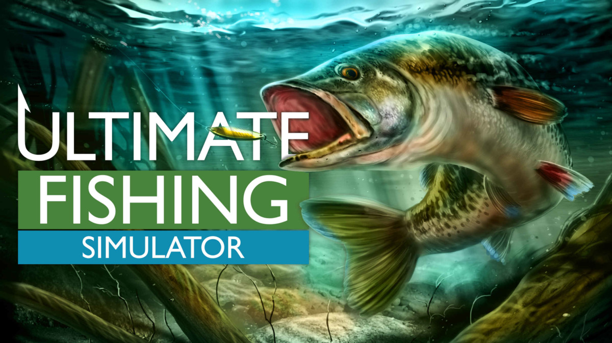 Ultimate Fishing Simulator releasing on consoles and VR this summer