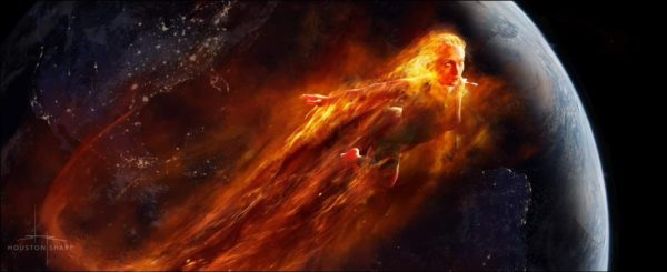 Resultado de imagem para dark phoenix movie gifs