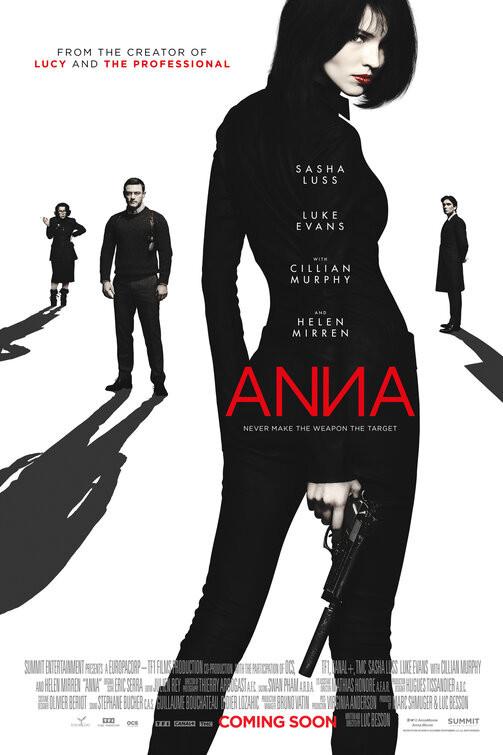 Movie Review – Anna (2019)