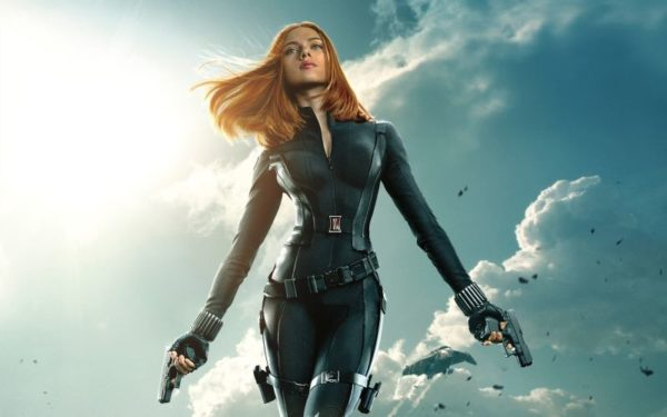Scarlett Johansson featured in latest Black Widow set photos