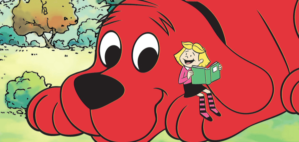 Clifford the Big Red Dog movie casts Darby Camp and Jack Whitehall as Emily and Uncle Casey