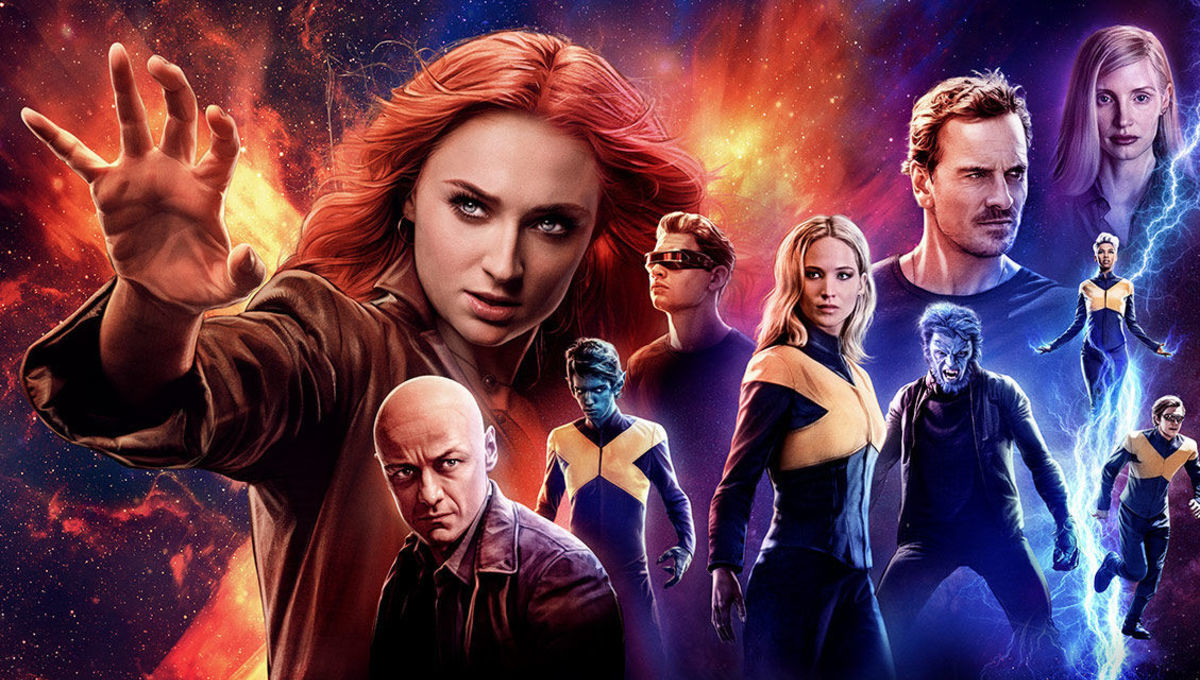X-Men: Dark Phoenix finishes up its theatrical run as the lowest grossing X-Men movie ever
