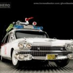 Ecto 1 Eaglemoss Model View 2