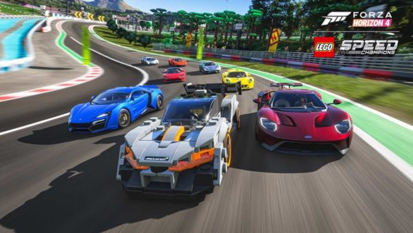 lego speed champions is coming to forza horizon 4 this. Black Bedroom Furniture Sets. Home Design Ideas