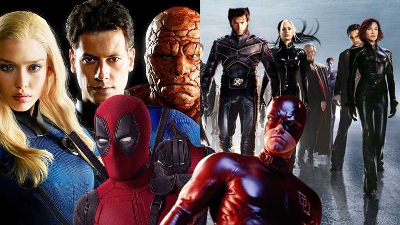 Fox planned to make a Civil War-style Marvel crossover featuring X-Men, Deadpool, Fantastic Four and Daredevil