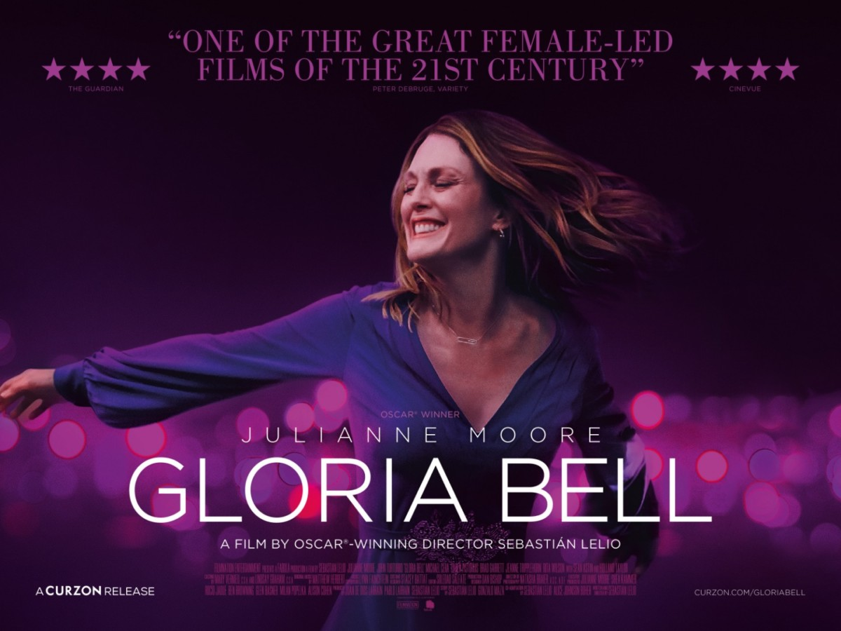 Movie Review - Gloria Bell (2018)