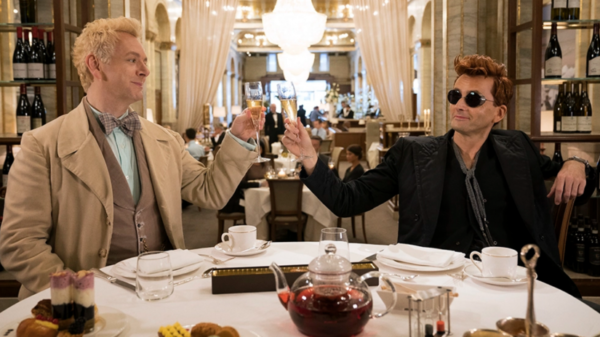Good Omens Season 1 Finale Review – 'The Last Day of the Rest of Their Lives'