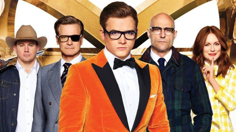 Taron Egerton confirms that a script for Kingsman 3 exists