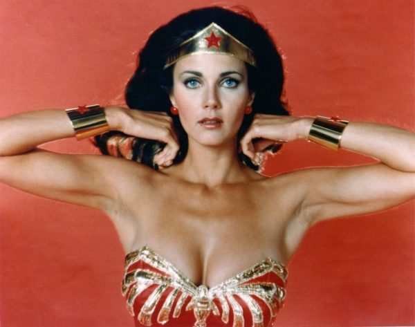 Wonder Women: The live-action appearances of the Amazon Princess