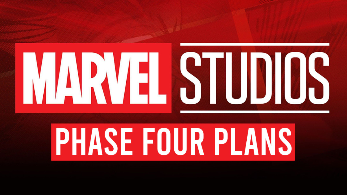 Marvel Studios' Phase Four Plans – What's Next for the MCU? | Flickering Myth Podcast Mini