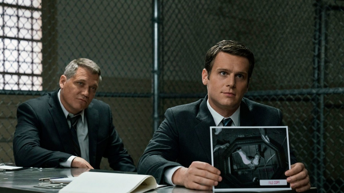 David Fincher all but confirms that Mindhunter won't be returning