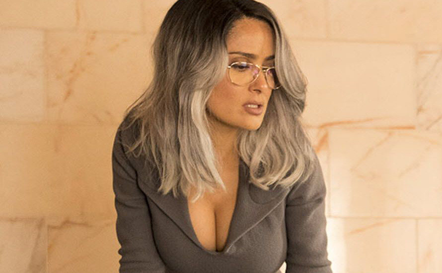 Salma Hayek on playing a superhero in Marvel's Eternals