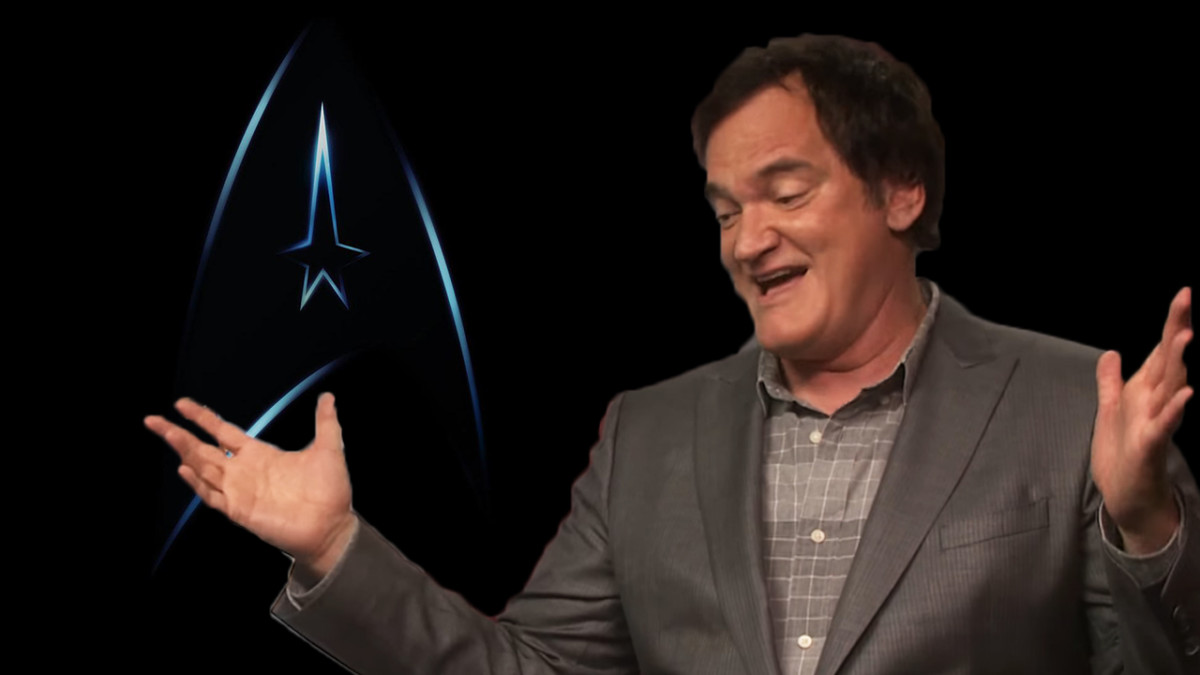 Why Quentin Tarantino's Star Trek is a gift to blockbuster cinema