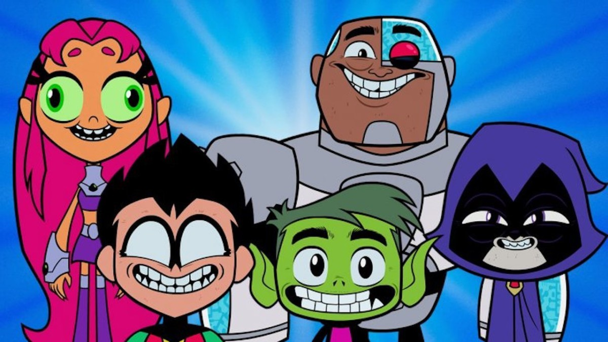 The Writer Experience Podcast #55 – Merrill Hagan, writer on Teen Titans Go!, Harvey Birdman and more