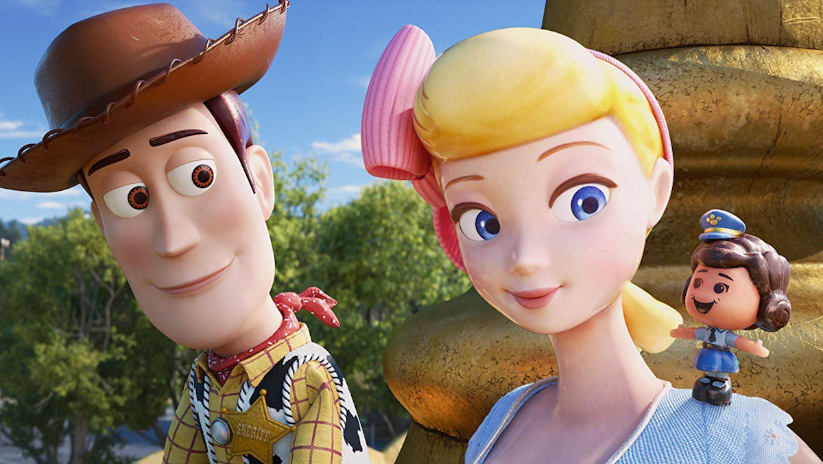 Toy Story 4 sets record for biggest animated movie opening at the global box office