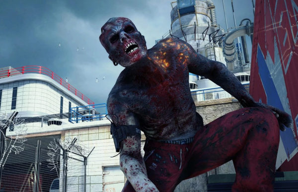 The Undead Sea update arrives for World War Z