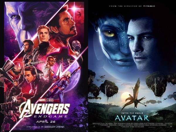 Avengers: Endgame tops Avatar to become the biggest movie of all time