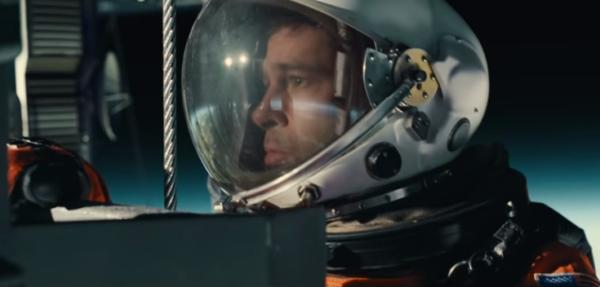 Brad Pitt sci-fi thriller Ad Astra gets a new TV spot
