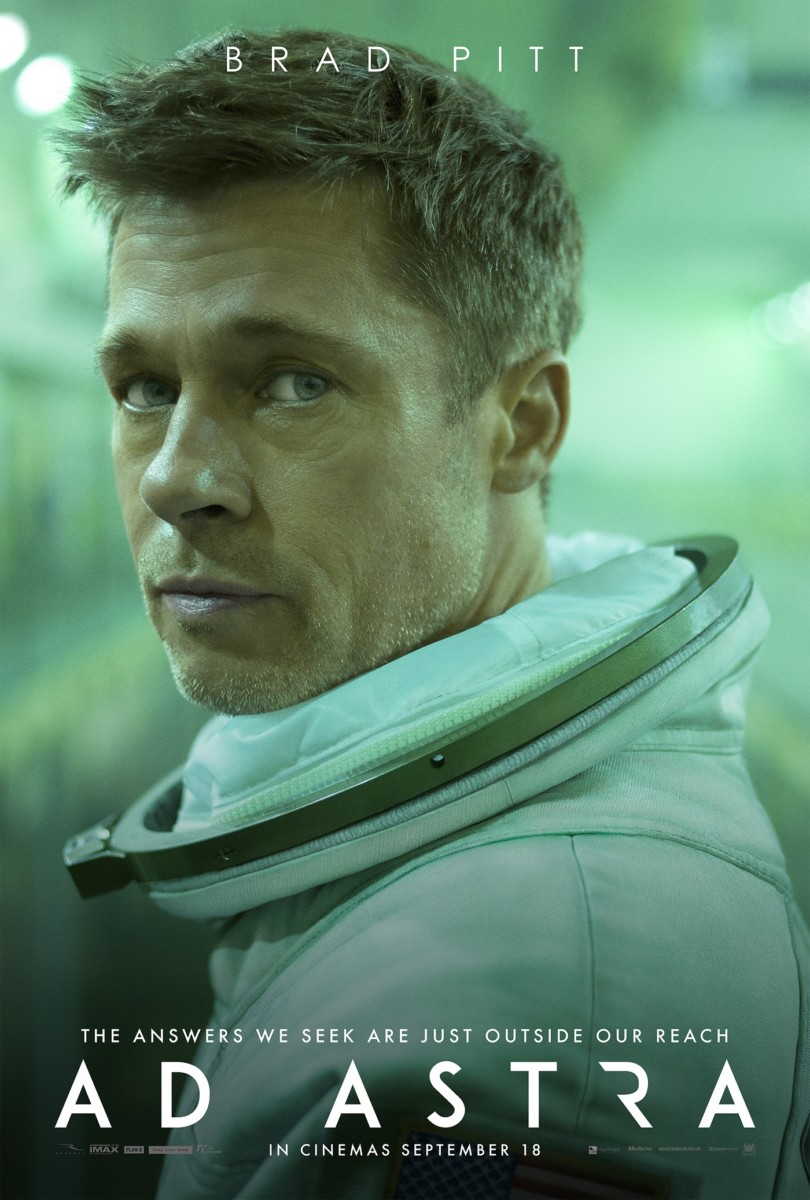 Video Review - Ad Astra (2019)