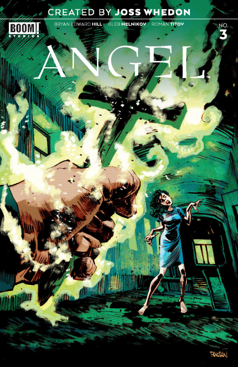 Comic Book Preview – Angel #3