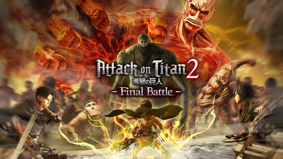 Attack on Titan 2: Final Battle available now, watch the ...