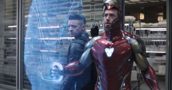 Robert Downey Jr. and Jeremy Renner reflect on their characters' MCU journeys