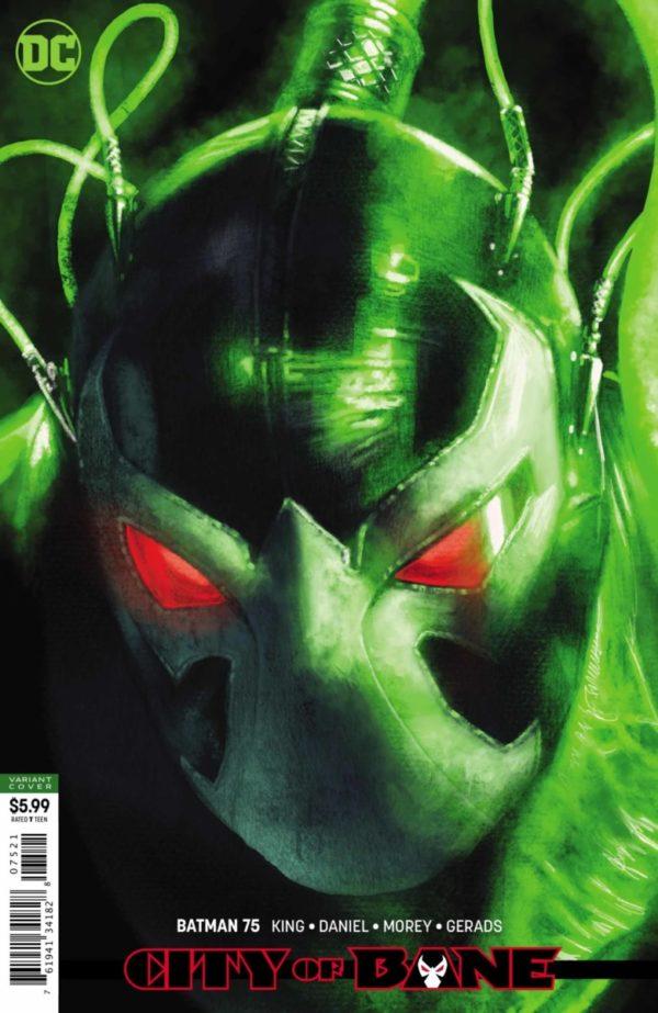 City of Bane begins in preview of Batman #75