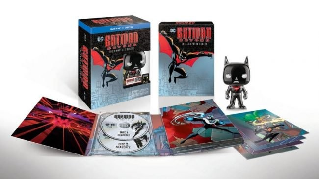 Batman Beyond receiving HD remaster for Blu-ray box set release