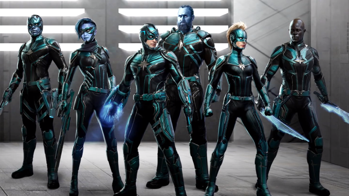 Exclusive Captain Marvel featurette explores the Kree and the Skrulls