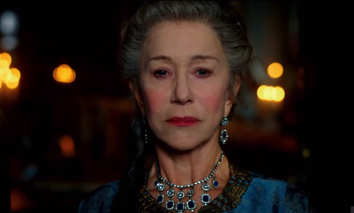 Helen Mirren is Catherine the Great in trailer for HBO miniseries