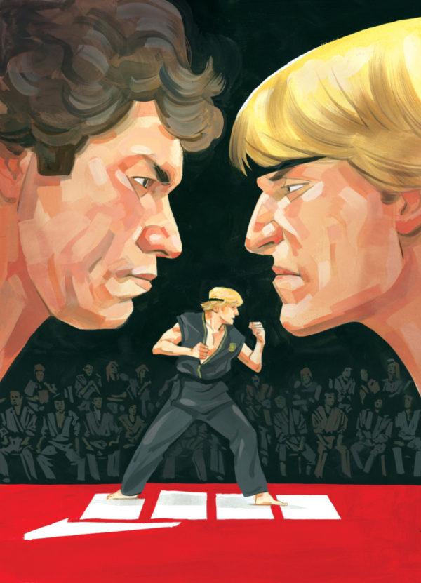 IDW announces Cobra Kai: The Karate Kid Saga Continues