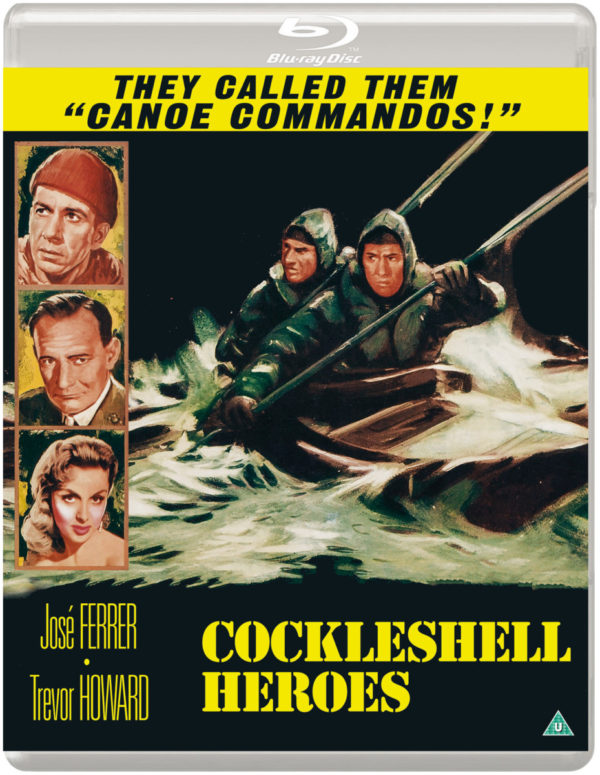 Giveaway – Win The Cockleshell Heroes on Blu-ray
