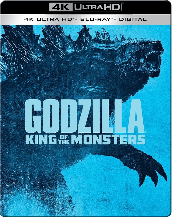 Godzilla: King of the Monsters to stomp onto 4K, Blu-ray, DVD and Digital this August