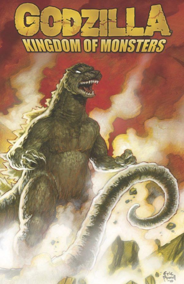 Comic Book Review – Godzilla: Kingdom of Monsters