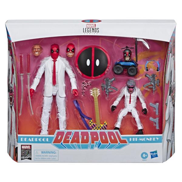 Hasbro unveils new Marvel Legends Series figures at Comic-Con