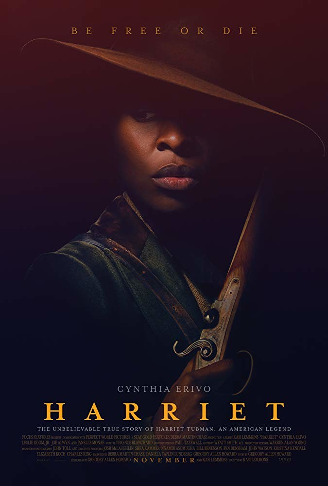 Movie Review - Harriet (2019)